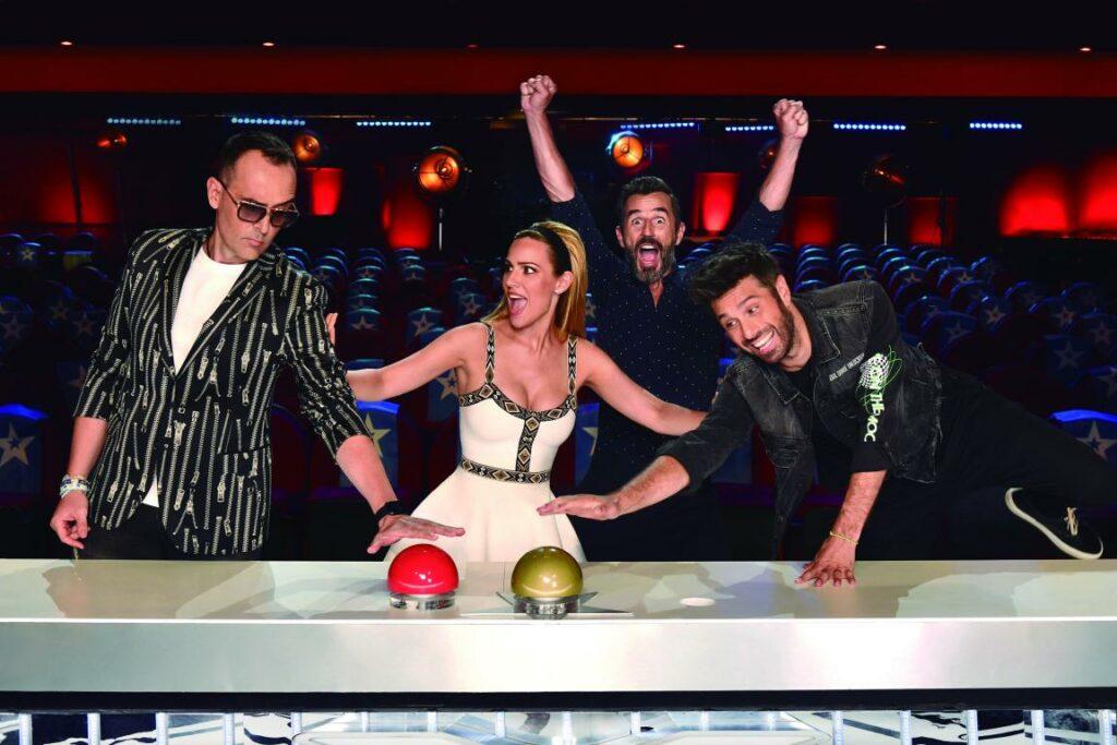 mini GT6 grupo 8 1024x683 - Arranca la sexta edición de 'Got Talent España', la más compleja en su realización y espectacular en talento